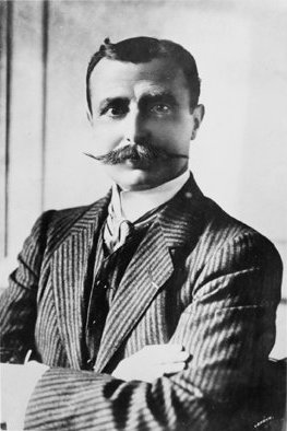 How you doin'? Louis Bleriot, See page for author [Public domain], via Wikimedia Commons
