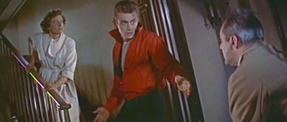 By Trailer screenshot (Rebel Without a Cause trailer) [Public domain], via Wikimedia Commons