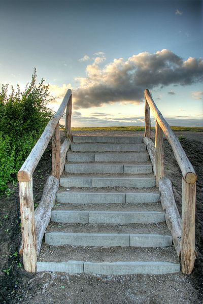 By Till Krech from Berlin, Germany (stairway to heaven  Uploaded by perumalism) [CC BY 2.0 (http://creativecommons.org/licenses/by/2.0)], via Wikimedia Commons