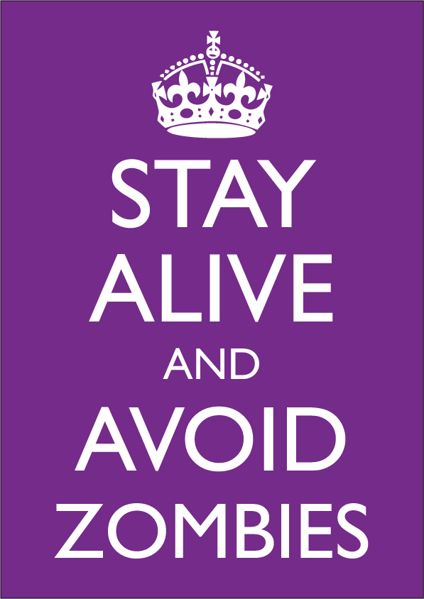 By Mark Baker (Flickr: Stay Alive and Avoid Zombies) [CC BY-SA 2.0 (http://creativecommons.org/licenses/by-sa/2.0)], via Wikimedia Commons