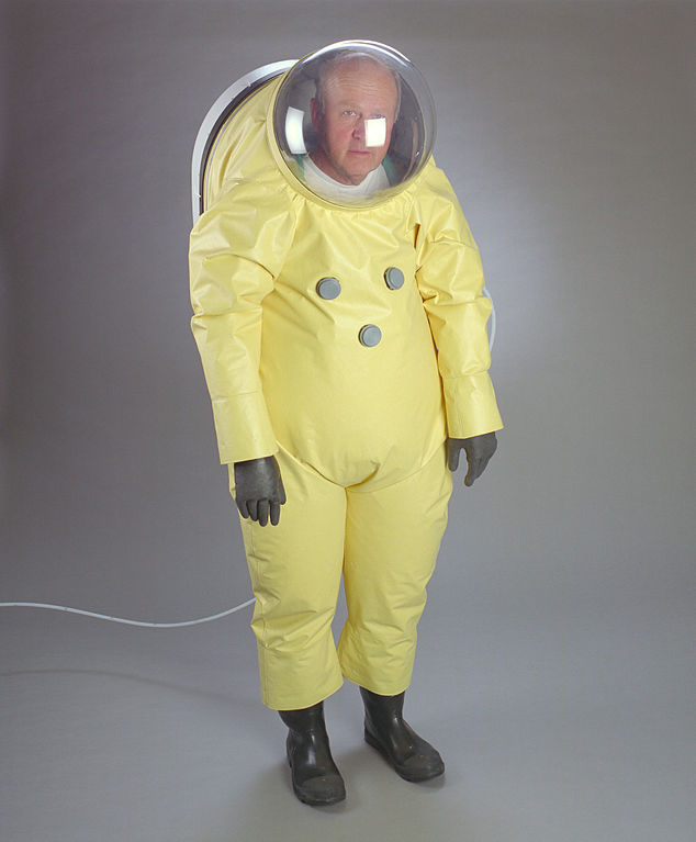 http://upload.wikimedia.org/wikipedia/commons/thumb/5/51/Ames_Hazmat_suit_03.jpg/634px-Ames_Hazmat_suit_03.jpg