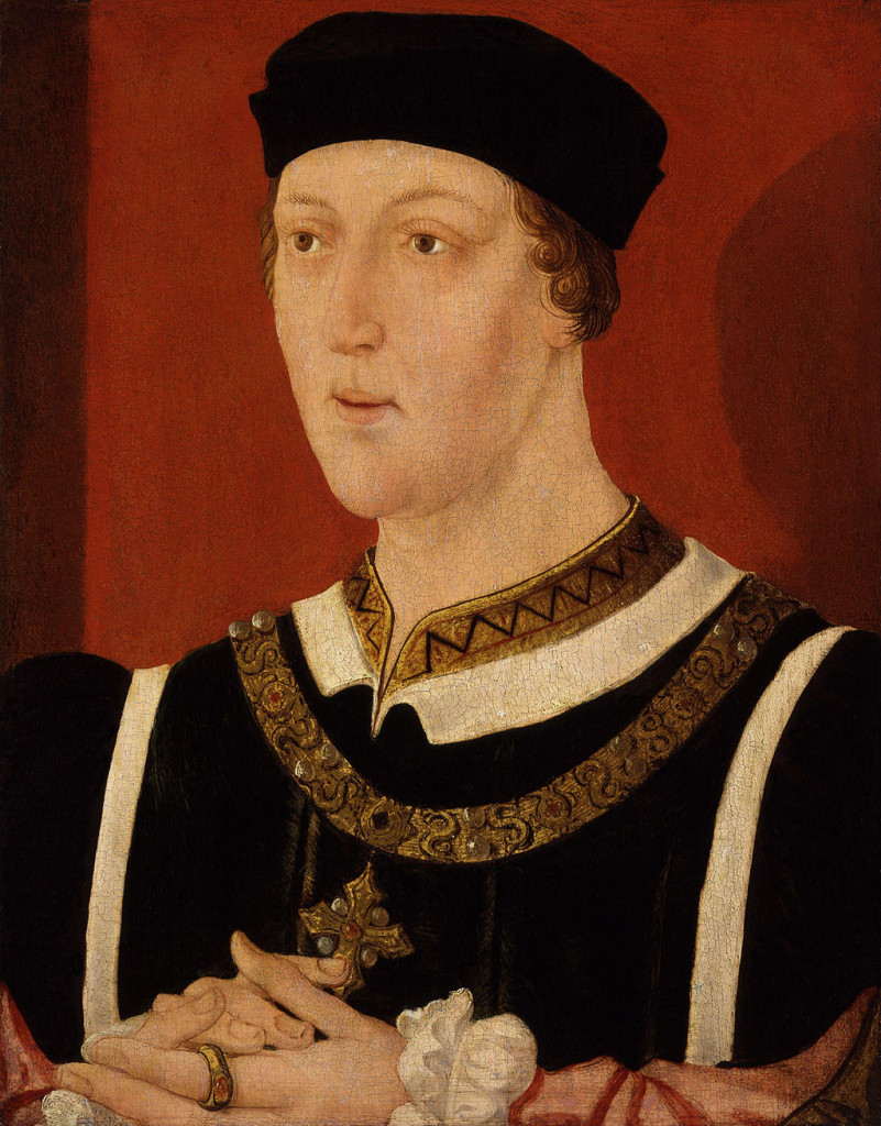 Henry VI, unknown artist - National Portrait Gallery: NPG 2457.